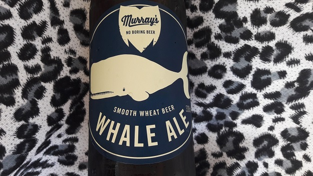 Murray's Whale Ale Beer Review