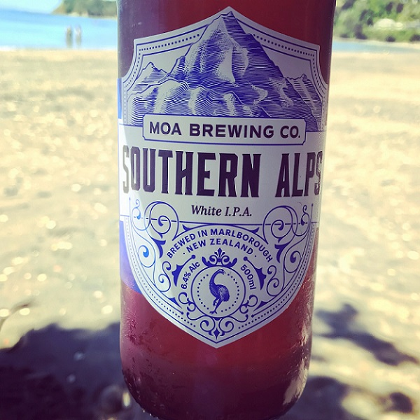Moa Southern Alps White IPA Review