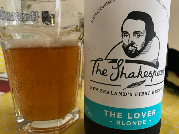 The Lover craft beer review