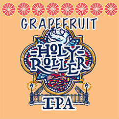 Urban South Holy Roller Grapefruit IPA Review