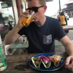 The many beers I drank on holiday