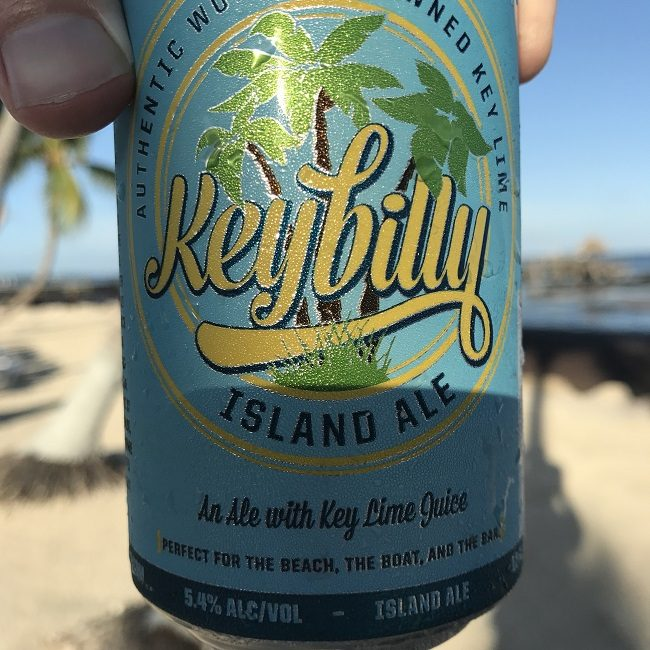Keybilly Island Ale Beer Review