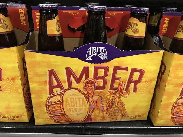 Abita Amber Lager Review
