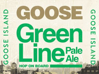Goose Island Green Line Pale Ale Review