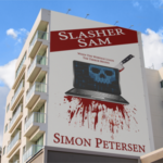 Check out the #SlasherSam audiobook