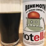 Behemoth Notella Chocolate Hazelnut Porter Review