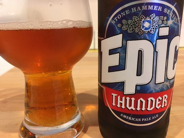 Epic Thunder American Pale Ale Review