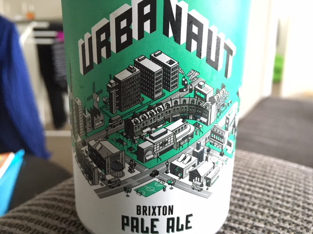Urbanaut Brixton Pale Ale Review