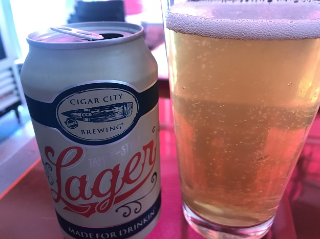 Cigar City Tampa-style Lager Review