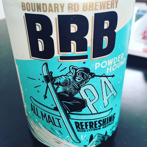 Boundary Road Powder Hound XPA Review