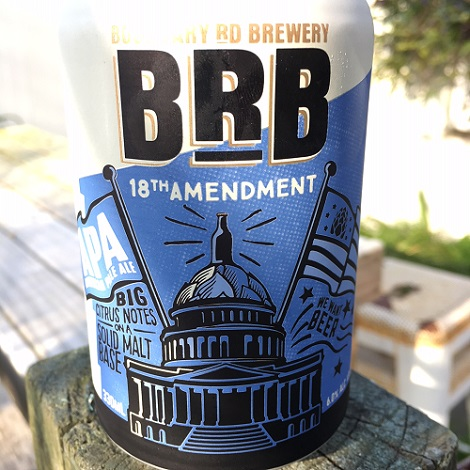 Boundary Road 18th Amendment APA Review